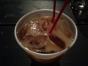 Vegan Drinks NOLA Lost Love Lounge Toasted Almond | Vegan Nom Noms