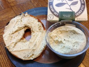 Treeline Scallon Soft Cheese - Vegan Nom Noms