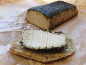 Avellana Creamery Italian Herb Cheese - Vegan Nom Noms