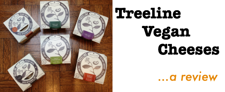 Treeline Artisan Vegan Cheese Product Review