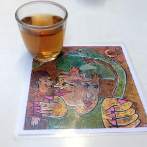 Quintal Bioshop Tea and Table Settings Porto - Vegan Nom Noms