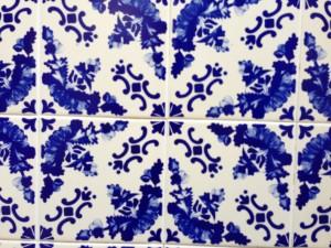Porto Portugal Tile - Vegan Nom Noms