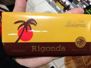 Laima Rigonda Vegan Hazelnut Chocolate - Vegan Nom Noms
