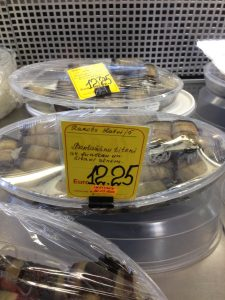 Riga Central Market Vegan Eggplant Rice Noodle Rolls - Vegan Nom Noms
