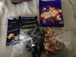 Laima Latvia Vegan Candy - Vegan Nom Noms