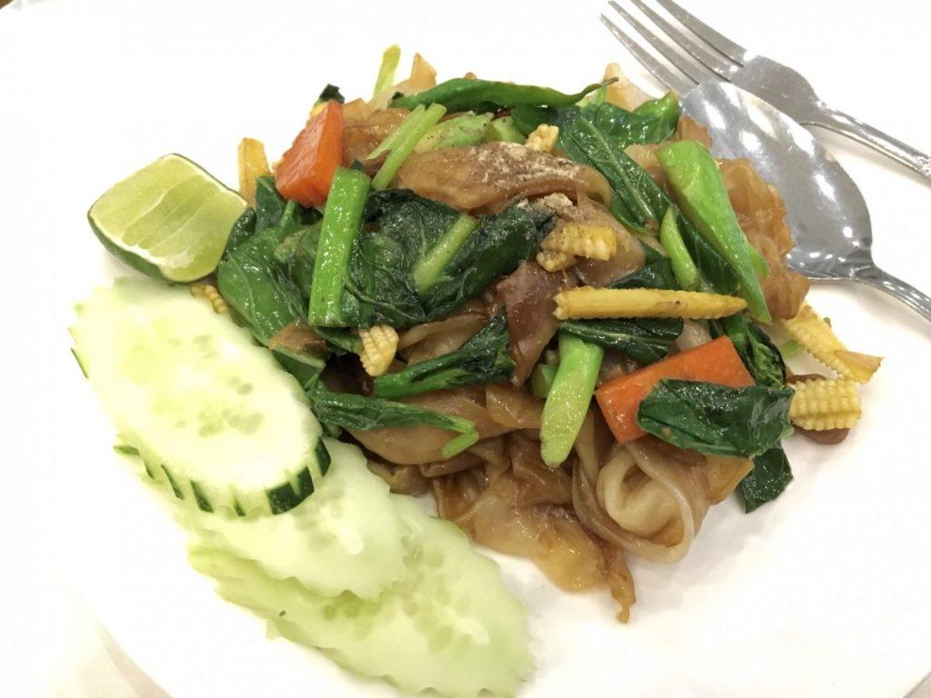 Vegan Bangkok Sukhumvit Airport Vegan Options