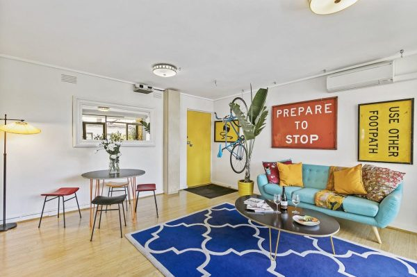fitzroy apartment for rent