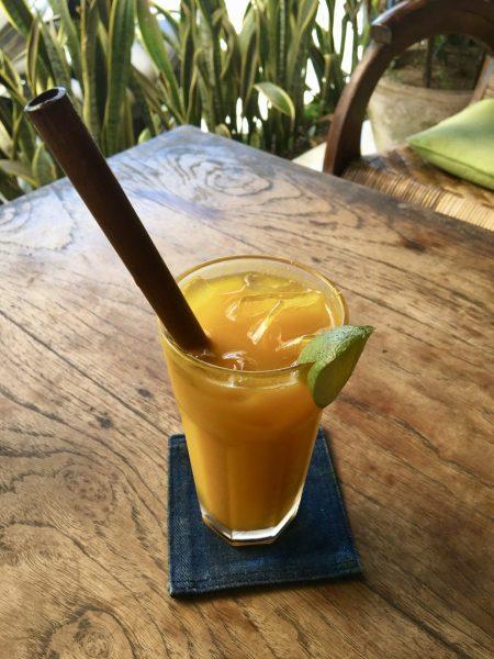 Warung Sopa Vegan Turmeric Drink