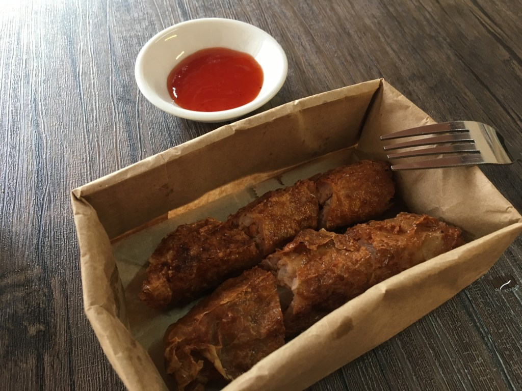 yun shui ge vegetarian house lo bak