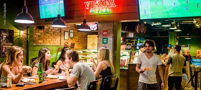 Rede Carioca De Pizzarias Com 21 Lojas E Serviço De Entrega Coloca Pizza Vegana No Cardápio
