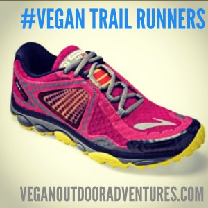 Where can I find vegan trail runners?
