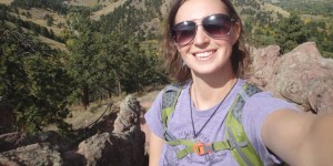 Hiking in CO