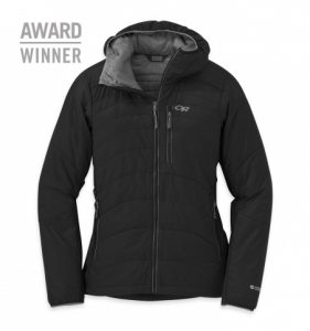 outdoor research cathode hooded jacket