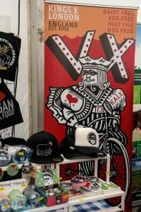 Veganism Kings Cross style