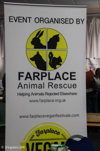 Everything was in aid of Farplace Animal Rescue