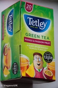 Green tea is a wonderdrug apparently. I like mine fruity...