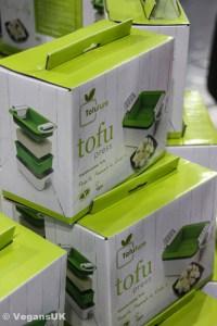 The lure of the tofu press