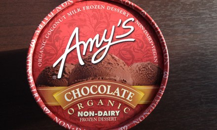 Amy's Organic Coconut Milk Chocolate Ice Cream