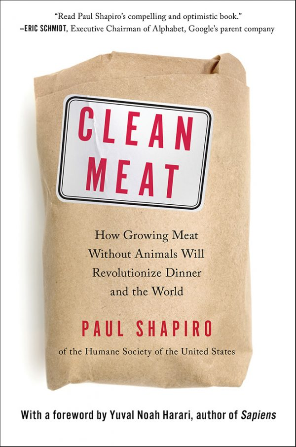 clean meat book