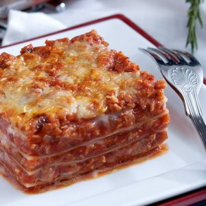 Lasagne | Freelee's favourite foods