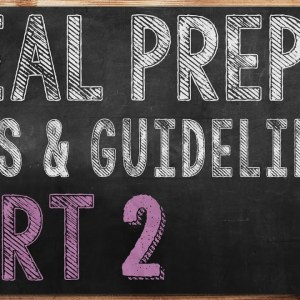 Meal Prep Tips and Guidelines – Food cost and meal structure
