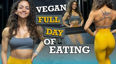 A DAY IN THE LIFE with IFBB Pro Natalie Matthews | Improvement Season