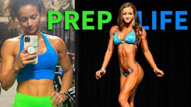 VEGAN Bikini Competitor Full Day Of Eating | IFBB PRO Natalie Matthews | EP.6