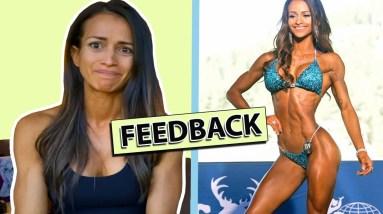 My IFBB Bikini Pro FEEDBACK with Coach Paul Revelia | Show Day Recap