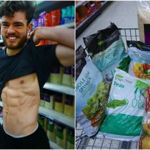 Vegan Bodybuilding Food Haul