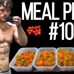 VEGAN BODYBUILDING MEAL PREP ON A BUDGET #10