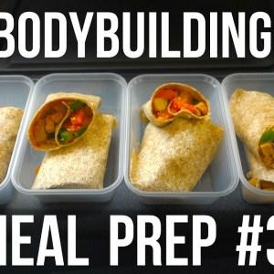VEGAN BODYBUILDING MEAL PREP ON A BUDGET #3