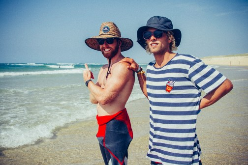 Surf Instructor Vegan Surf Camp