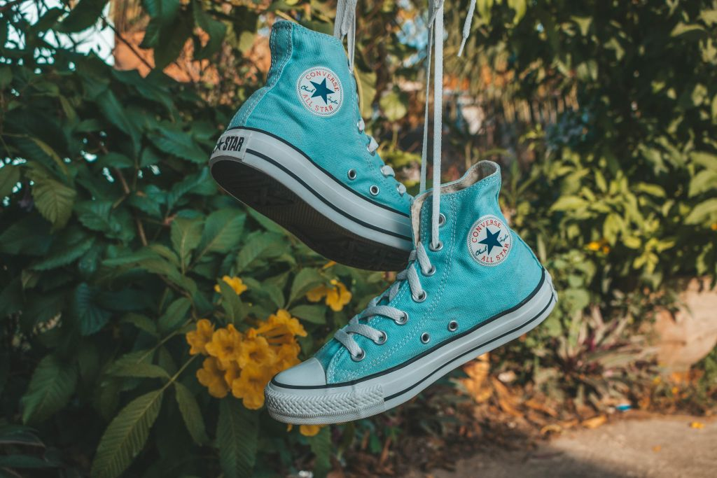 Limited Edition Vegan Converse
