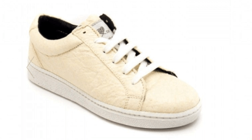 Nae Cork Leather Shoe