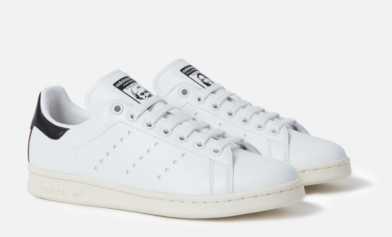 Pair of Stella Vegan Stan Smith