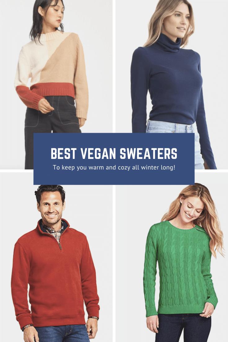 Vegan Sweaters