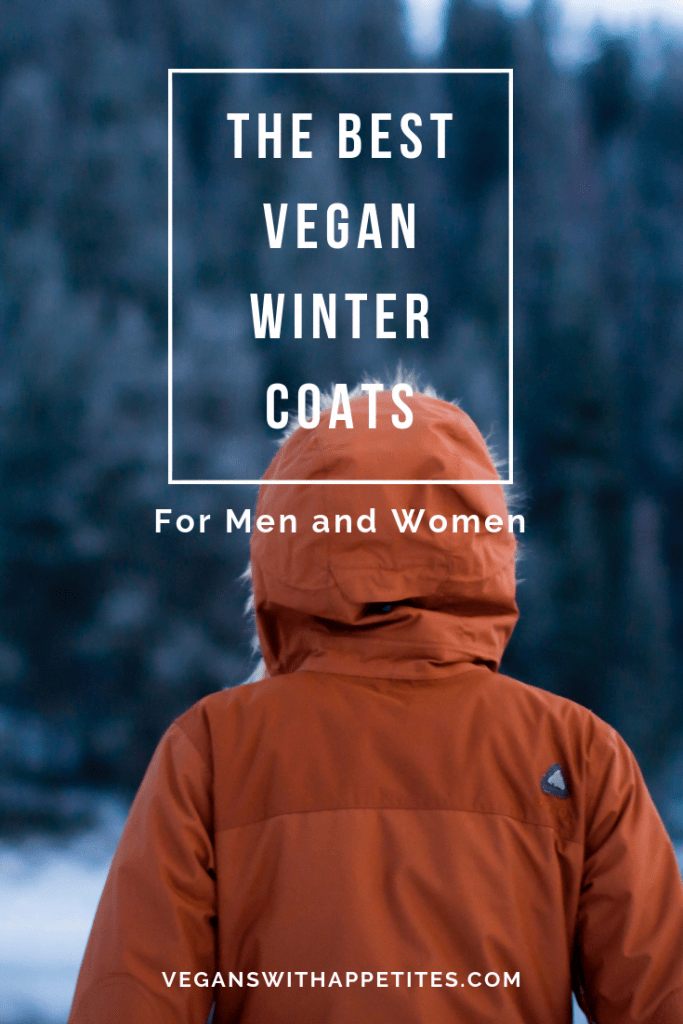 Pin for Vegan Winter Jackets
