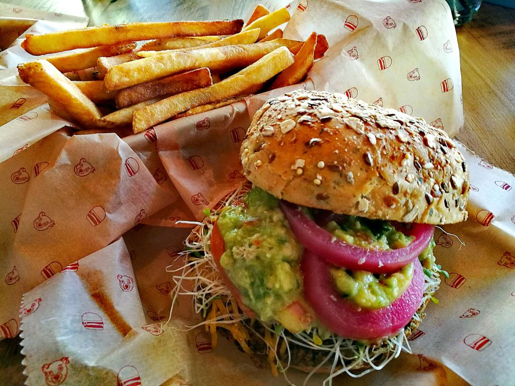 Vegan restaurants in NYC