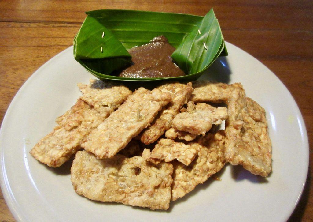 Vegan food in Ubud