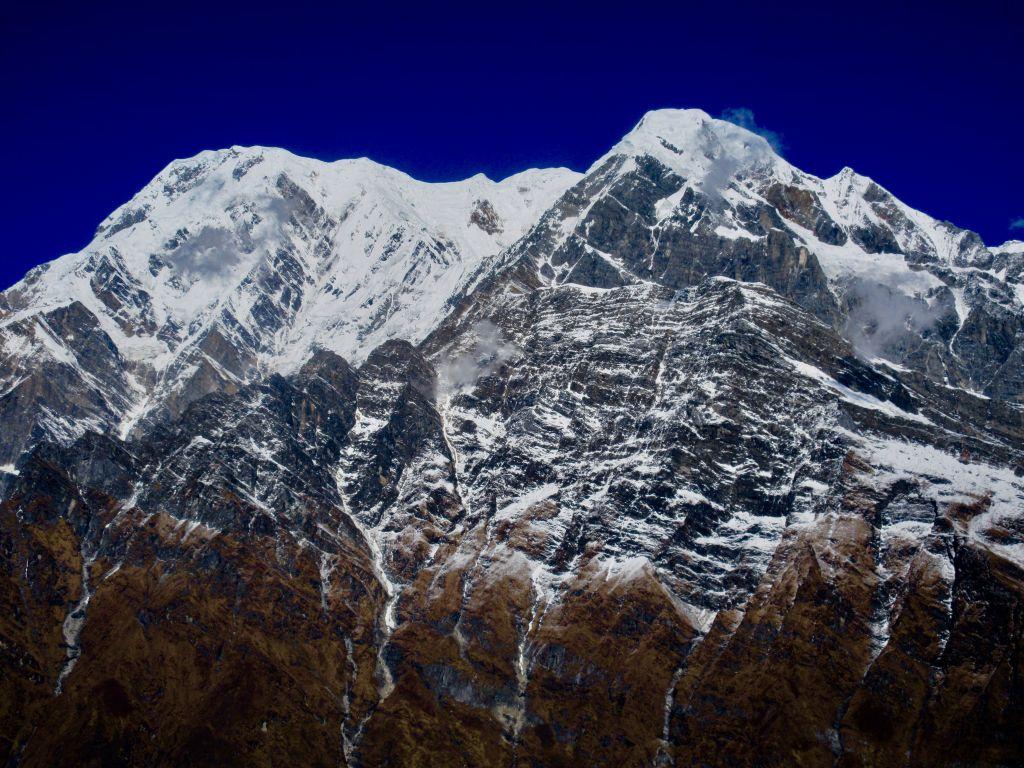 Mardi Himal Mountain View