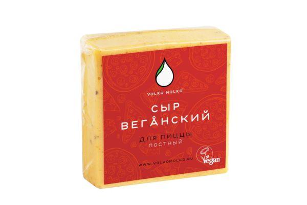 """Веганский сыр """"Для пиццы"""" Volko Molko 280 гр"""