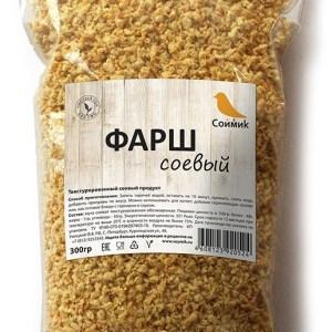 "Соевый фарш ""Соймик"", 300 гр"