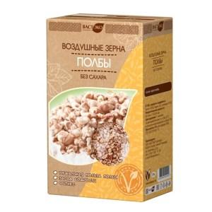 Воздушные зерна полбы без сахара ВастЭКО, 170г
