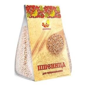 """Семена пшеницы для проращивания """"Дивинка"""", 500 гр"""