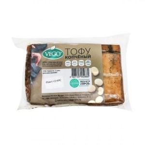 Сыр тофу копченый Vego, 230 гр
