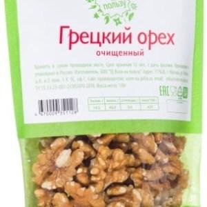 """Грецкий орех """"Всем на пользу"""", 130 гр"""