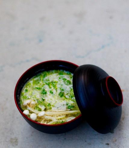 vegane miso suppe vegan kochen