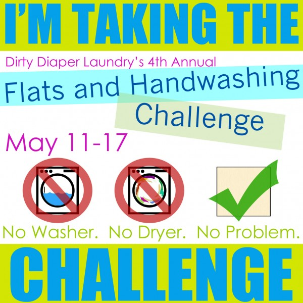 Flats and Handwashing Challenge - Day 6