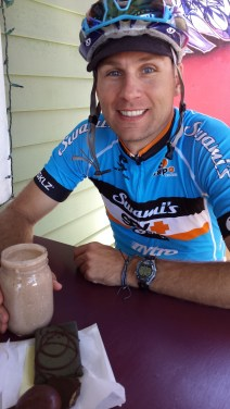 Refueling with smoothie