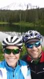 Reflection Lake selfie